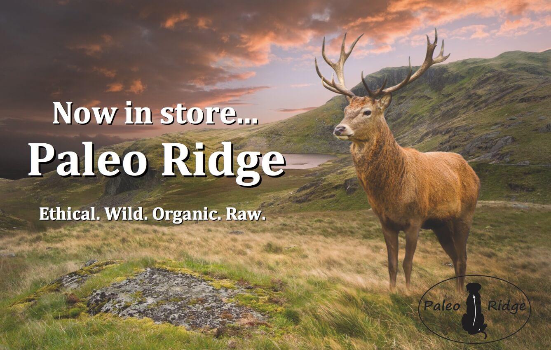Buy Paleo Ridge Raw Dog Food