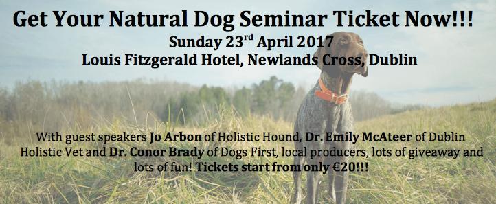 Your Natural Dog Seminar