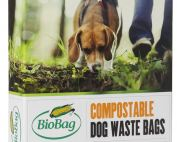 50 biodegradable poo bags