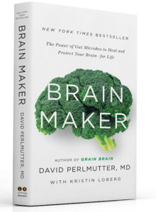 Brain Maker by Dr. David Perlmutter