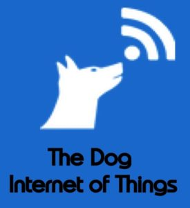 The Dog Internet of Things logo