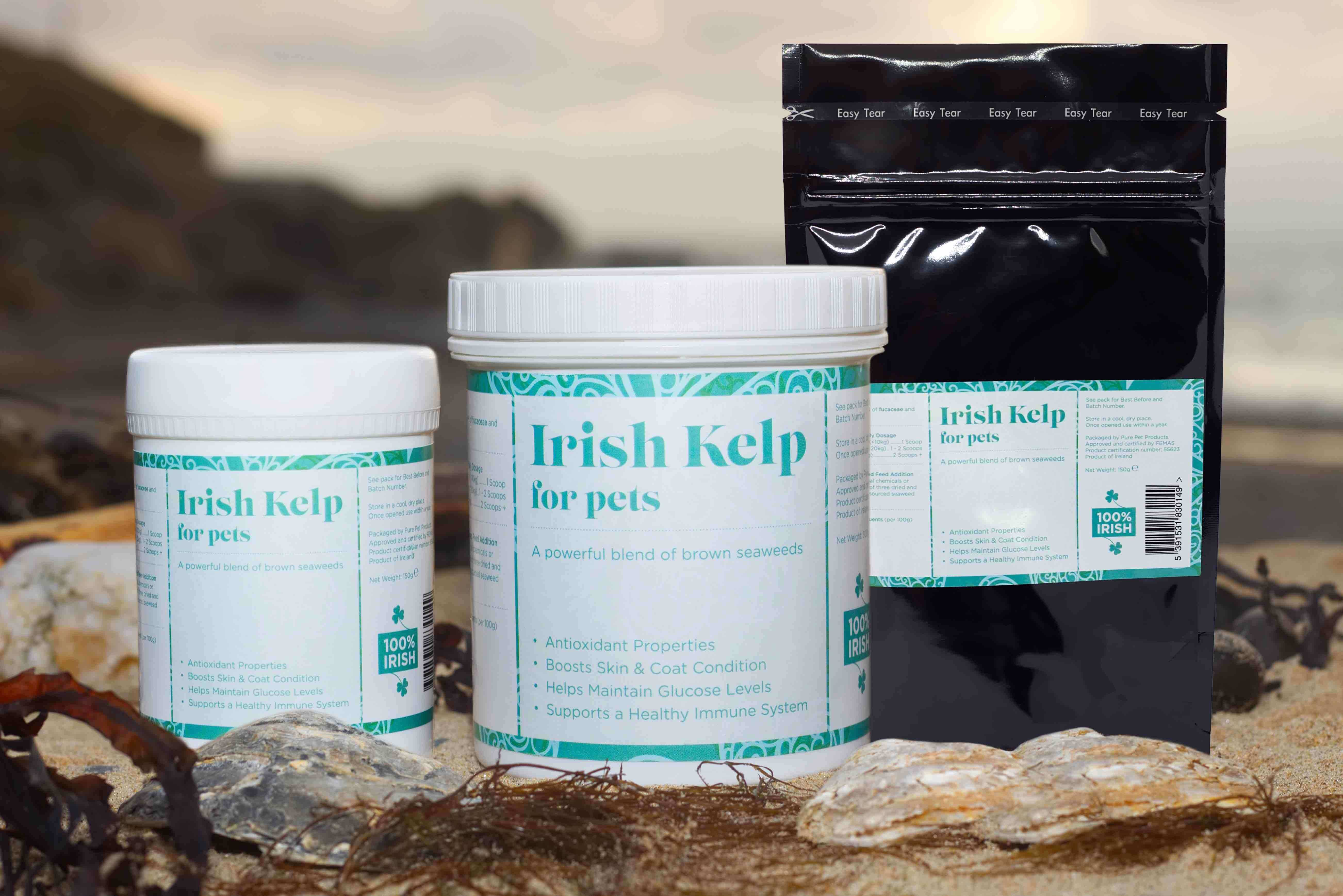 Irish kelp for dogs