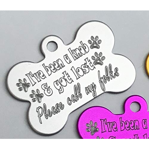 Funny Dog Tags UK