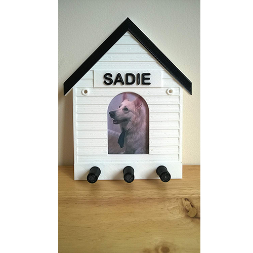 Personalised Dog Lead Holder UK