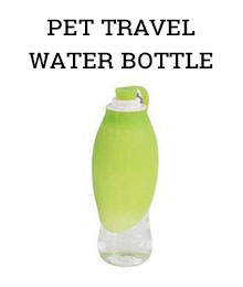 pet travel water bottle - Amazon