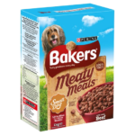 Bakers Complete Meaty Meals Small Dog Beef 1Kg
