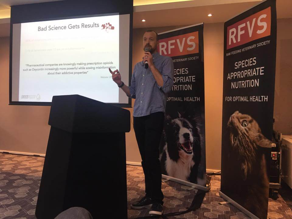 The RFVS Conference 2018! Dogs First