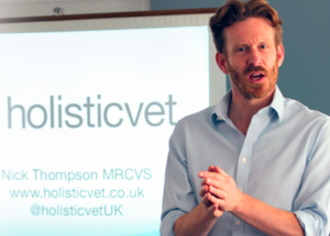 Dr. Nick Thompson ukholisticvet