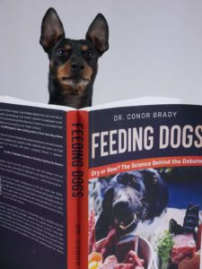 Feeding Dogs book conor brady