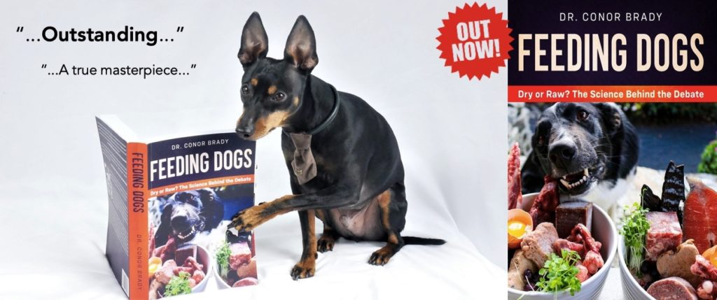 Feeding Dogs the book out now!